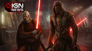 Obsidian Still Thinks About Knights of the Old Republic 3 - IGN News