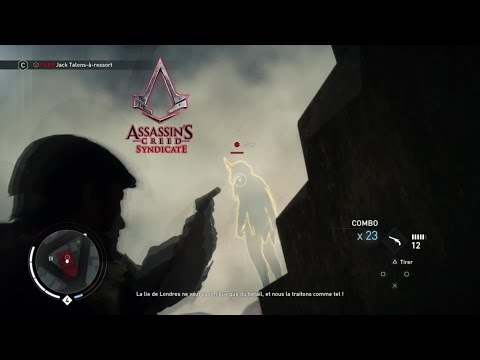 Assassin's Creed Syndicate : Jack talon à ressort / Charles Dickens