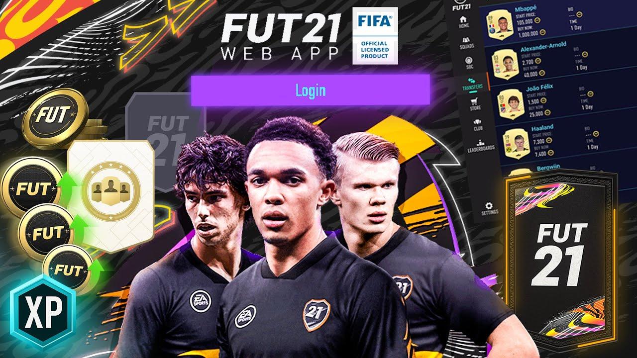 KEZDJÜK AZ ELEJÉRŐL ?⚽ FIFA 21 WEBAPP