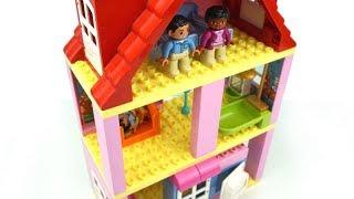 فيديو ألعاب تعليم الألوان للأطفال من Lego Duplo