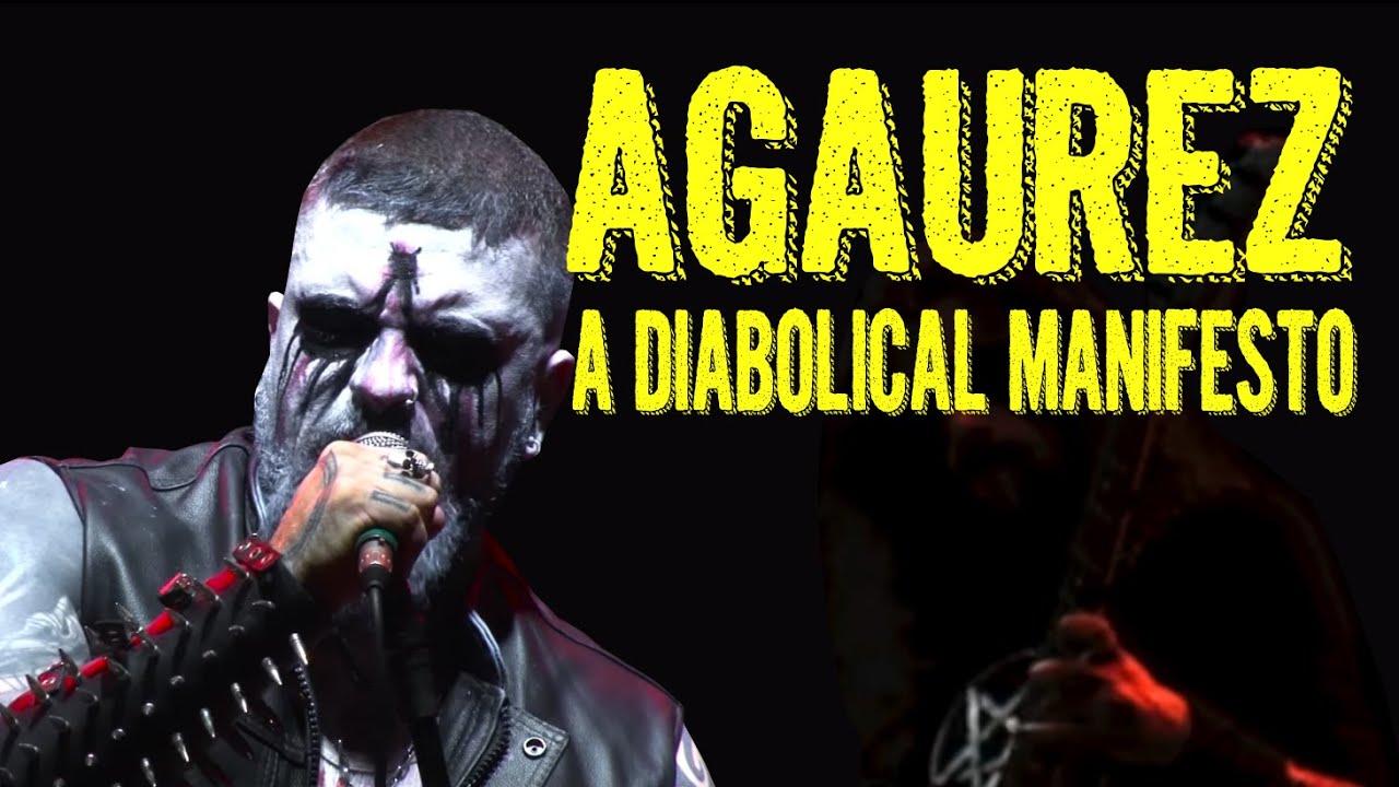 Agaurez -  A Diabolical Manifesto (Live in BH 2019) - Brazilian Black Metal