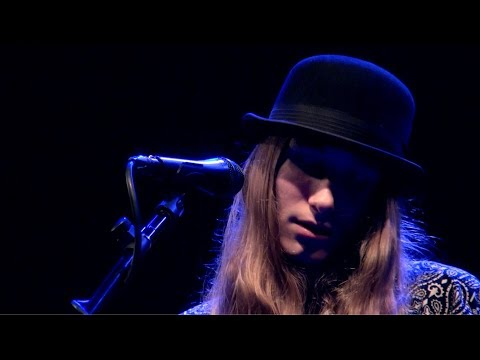 "Sawyer Fredericks ""Born"" World Cafe Live Philadelphia PA"