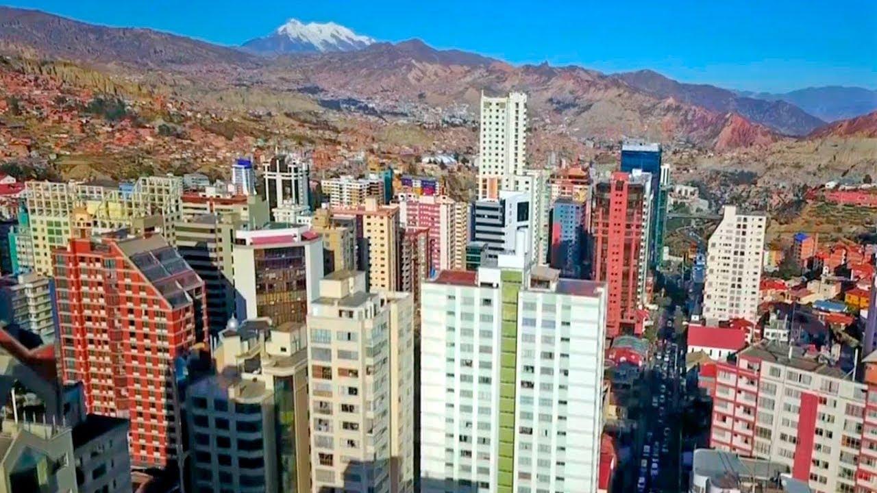 La Paz, Bolivi Ibu Kota Negara Tertinggi di Dunia