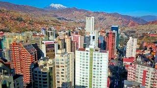 Ciudad de La Paz - Bolivia 2019