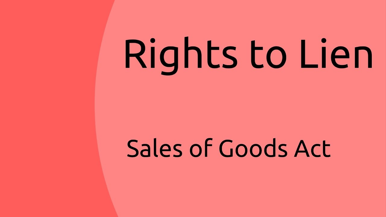 case study related to sale of goods act 1930 25905220-sale-of-goods-act-1930-presentation the aggrieved party can repudiate the contract or claim damages or both in case of breach of condition.