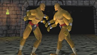 [TAS] Mortal Kombat 4 Goro (N64)