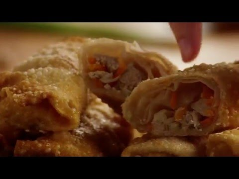 How to Make The Best Egg Rolls | Appetizer Recipes | Allrecipes.com