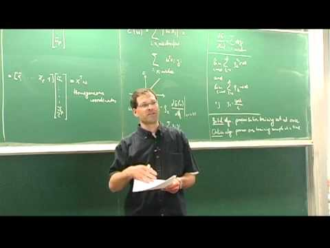 Lecture 04, Part 1 | Pattern Recognition