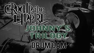 Crown The Empire Drum Cam - Johnny