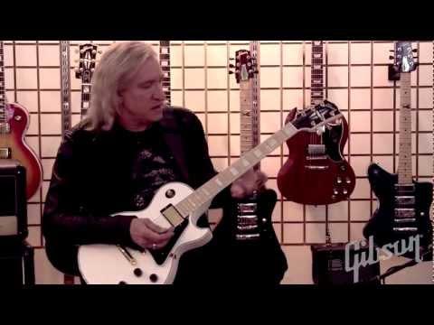 Gibson Guitar Tutorial: Joe Walsh - Slide Guitar (Part 1 of 2)