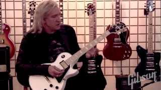 Gibson Guitar Tutorial: Joe Walsh - Slide Guitar (Part 1 of 2)