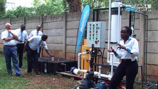 UltraFiltration seminar demonstration