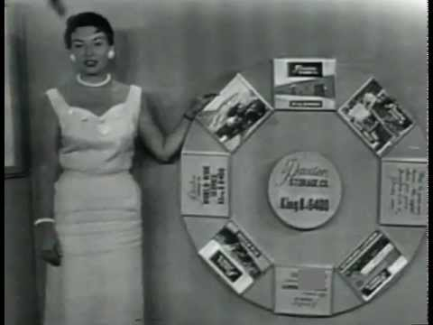 1957 The Weather Wheel w/Jean Ramsey