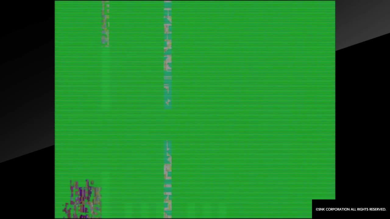 餓狼伝説SPECIAL 龍虎乱舞を空中投げでゲームがクラッシュ Fatal Fury Special  Game crashed when airgrab Ryo's special