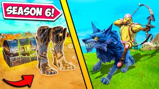 *SEASON 6 IS HERE!!* - (New Mythics, Wolves, Chickens, New Skins, New guns, Floppers) 1209
