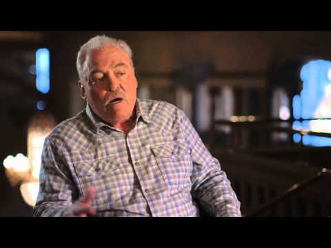 IF I STAY (2014) Movie Interviews: Actor Stacy Keach