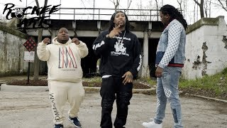 "Lil Chris x FBG Duck x Ctbgm 100$   - "" Survive "" ( Official Video ) Dir x @Rickee_Arts"