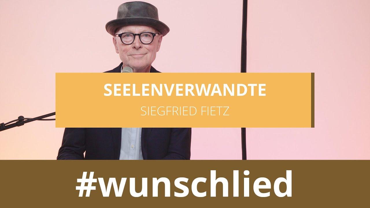 Siegfried Fietz singt 'Seelenverwandte' #wunschlied