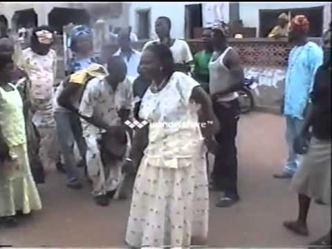 Annual Ogun festival at Ile - Oluji,Ondo State, Nigeria  Every August  yearly