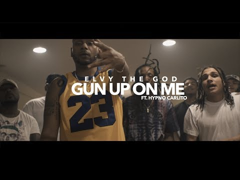eLVy The God - Gun Up On Me ft. Hypno Carlito (Official Video)