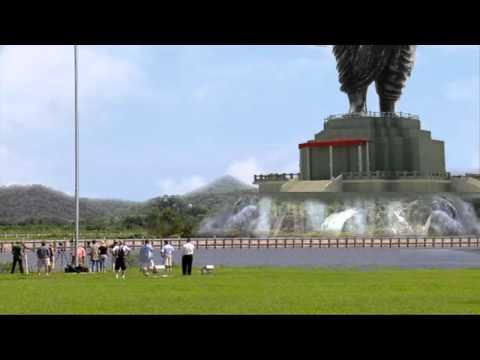 Gujarat: Statue of Unity in memory of 'Sardar Vallabbhai Patel'