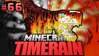 KAMPF gegen DEN SCHÄDEL!! - Minecraft Timerain #066 [Deutsch/HD]