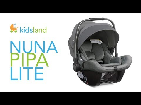 Nuna Pipa LITE Infant Car Seat // REVIEW // How-To Guide by Kidsland