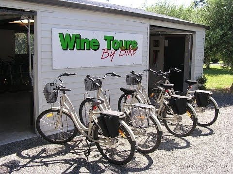 Wine Tours by Bike - Blenheim, Marlborough