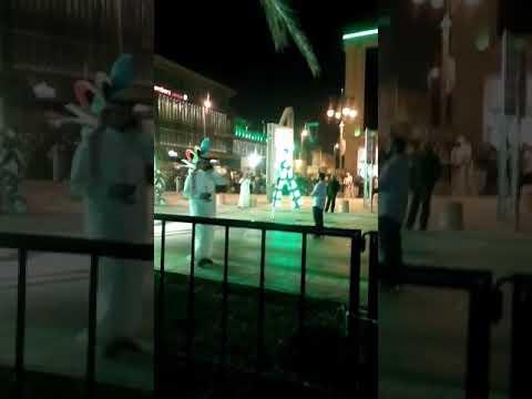 tahliya street riyadh, 87th celebration national day KSA