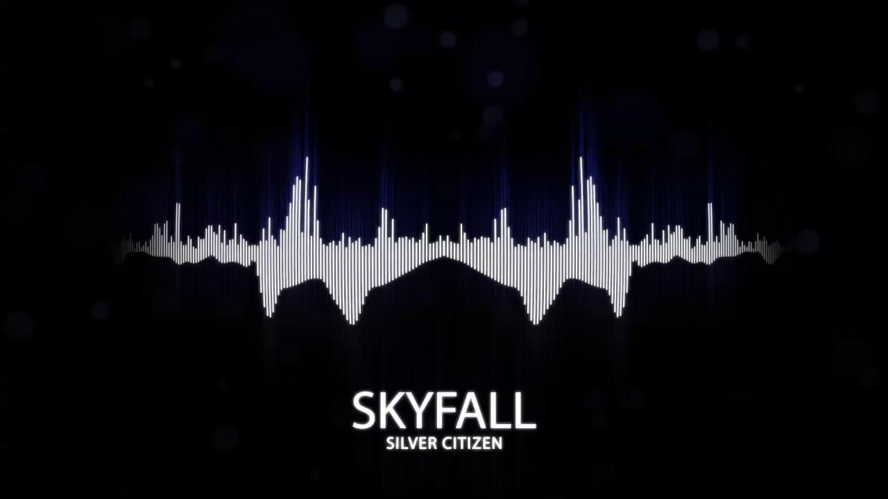 Silver Citizen - Skyfall (Adele Cover) [Official Audio]