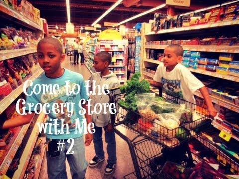Come Grocery Shopping with Me #2 VLOG | Vegan Grocery Haul ~ Brown Vegan