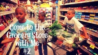 Come Grocery Shopping with Me #2 VLOG | Vegan Grocery Haul