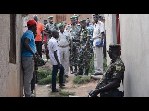 Des pro-Nkurunziza tués au Burundi