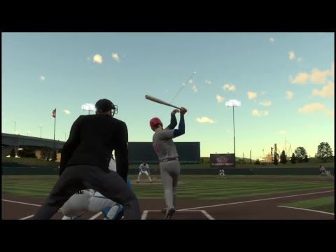 SWITCH HITTER! MLB THE SHOW 17  ROAD TO THE SHOW #4