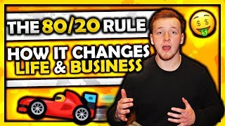 80/20 Principle - How It Can Change Your Life and Business