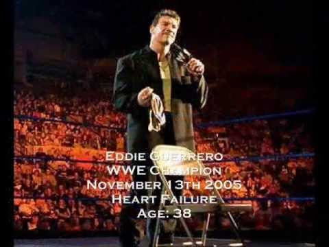 A Tribute To Wrestlers Who Died Young (1997 - 2007)