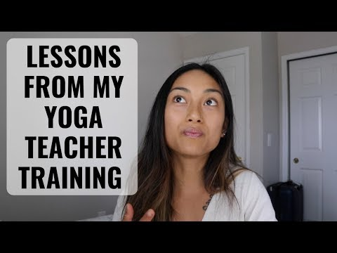 MOVING TO INDIA, CHALLENGES OF TRAINING // Yoga Teacher Training Q+A
