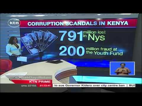 corruption in kenya Nairobi, kenya — typically, the olympics make kenyans giddy the games are  a chance for us to come together and celebrate something.
