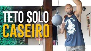 COMO FAZER UM TETO SOLO CASEIRO! | 👊 #BOXE  | COACH ENSINA #2