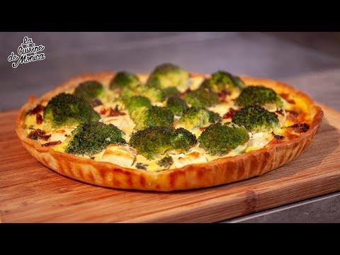 quiche-brocolis,-épinards,-feta-et-tomates-séchées-|-la-cuisine-de-monica