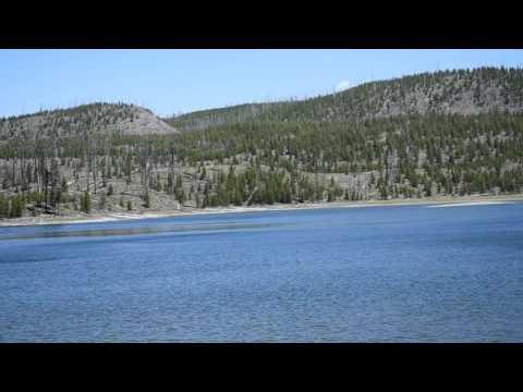 Mallard Lake Yellowstone National Park 2016