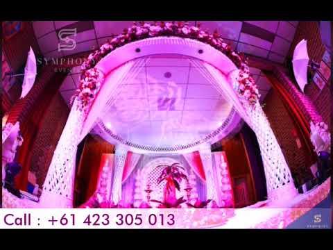Wedding Decoration In Sydney Youtube