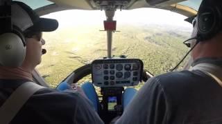 180 Autorotation Training Bell 206