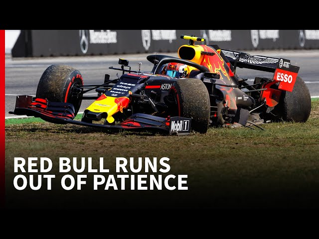 Why Red Bull has dropped Gasly for Albon in F1