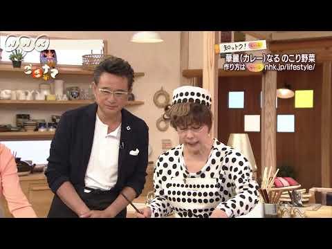 平野レミさんの「華麗(カレー)なるのこり野菜」「お袋ピクルス」   料理   料理