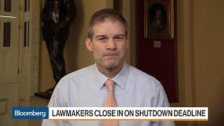 GOP Rep. Jordan Says Spending Bill Doesn