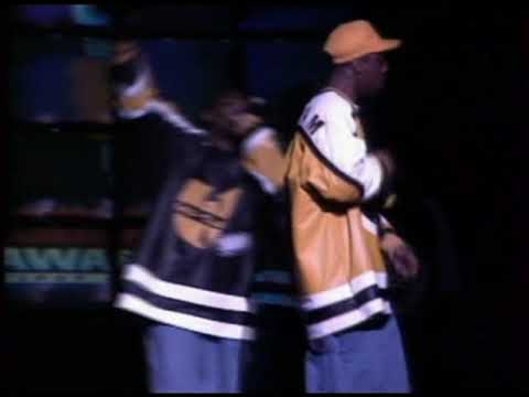 Wu-Tang Clan- C.R.E.A.M. Live At The Source Awards