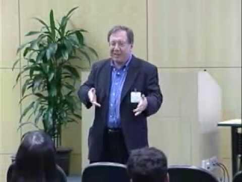 Alexander Stepanov: STL and Its Design Principles.