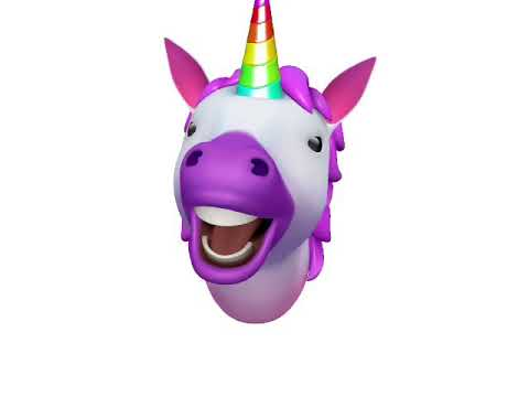 iphone x unicorn