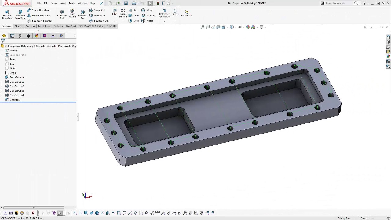 BobCAD-CAM To Host CAD-CAM Software Webinar on 3D Machining
